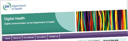 Digital Health: Digital communication at the Department of Health