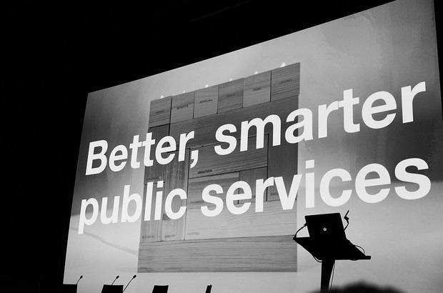 Better, smarter public services
