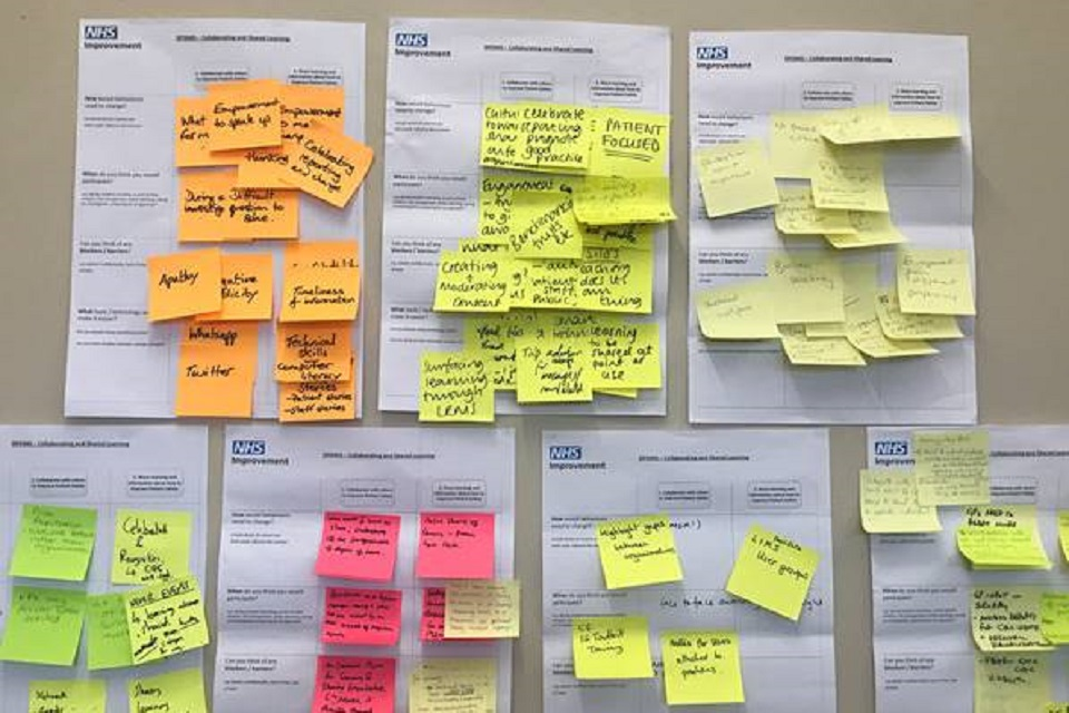 DPSIMS post-its